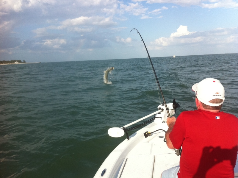 Boca grande tarpon fishing boca grande 39 s best for Tarpon fishing charters