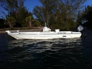 Boca Grande Charter Boat